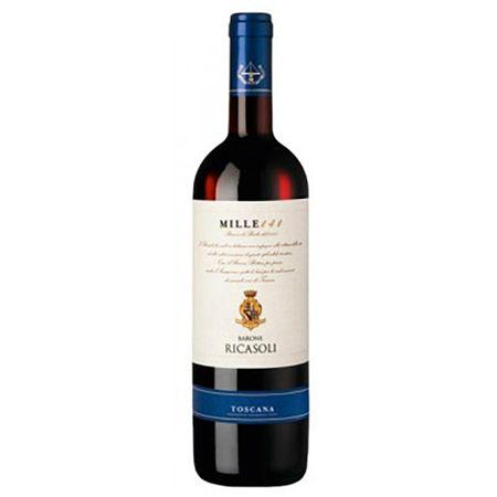 Vinho-Ricasoli-Mille-141-Toscana-IGT-Tinto-750-ml