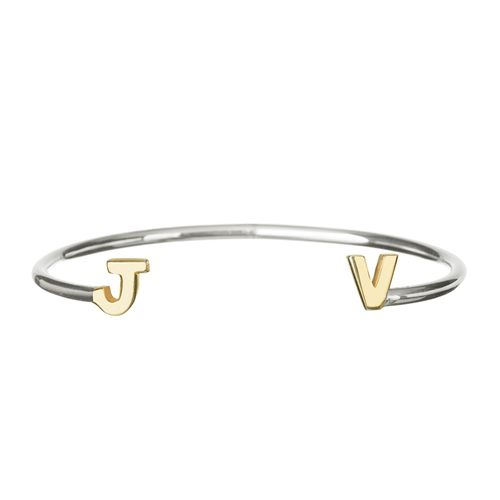 Bracelete-Letra-Prata-e-Ouro