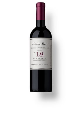 "Vinho-Tinto-Cono-Sur-Single-Vineyard-Cabernet-Sauvignon-Block-18-""El-Recurso""-2018"