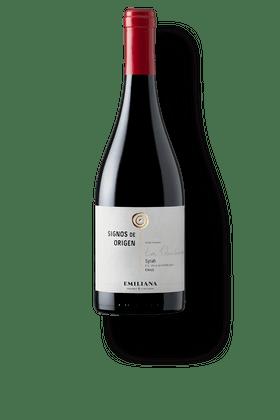 Vinho-Tinto-Emiliana-Signos-de-Origen-Syrah-2015