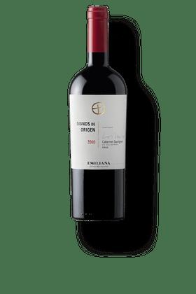 Vinho-Tinto-Emiliana-Signos-de-Origen-Cabernet-Sauvignon-2017