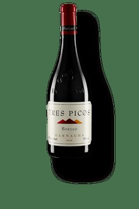 Vinho-Tinto-Tres-Picos-Garnacha-2017