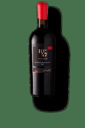 Vinho-Tinto-Dal-1947-Primitivo-di-Manduria-DOP-2016