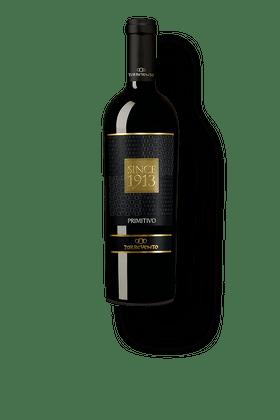 Vinho-Tinto-Torrevento-Primitivo--Since-1913--IGT-2015