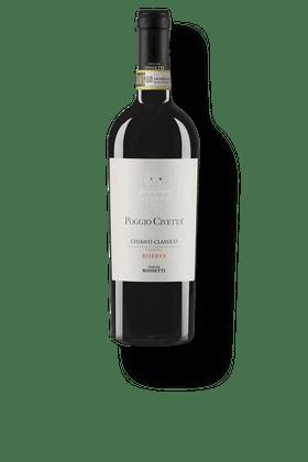 Vinho-Tinto-Poggio-Civetta-Chianti-Classico-Riserva-DOCG-2014