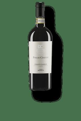 Vinho-Tinto-Poggio-Civetta-Chianti-Classico-DOCG-2017