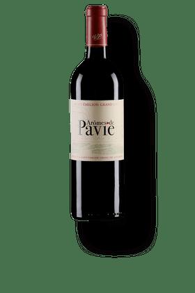 Vinho-Tinto-Aromes-de-Pavie--2º-Ch.-Pavie--2006