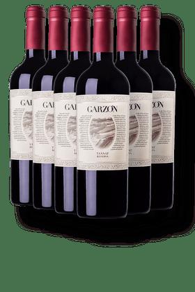 Kit-com-6-Vinhos-Tintos-Garzon-Reserva-Tannat-2018