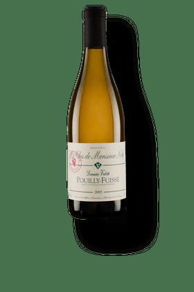 Vinho-Branco-Pouilly-Fuisse-Le-Clos-de-Monsieur-Noly-2005
